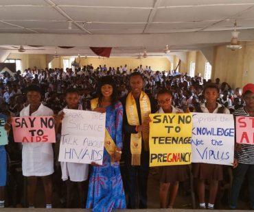 Teenage Pregnanacy & HIV/AIDS Campaign