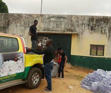 OBF Visit Onitsha Prison