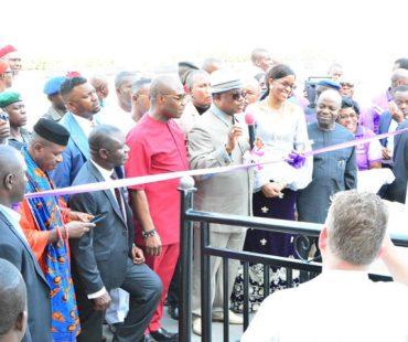 The Commisioning of Obijackson Women & Children's Hospital